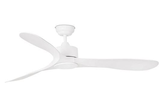 ventilador de techo sin luz FARO blanco moderno