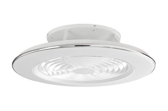 ventilador de techo sin aspas con luz LED y wifi