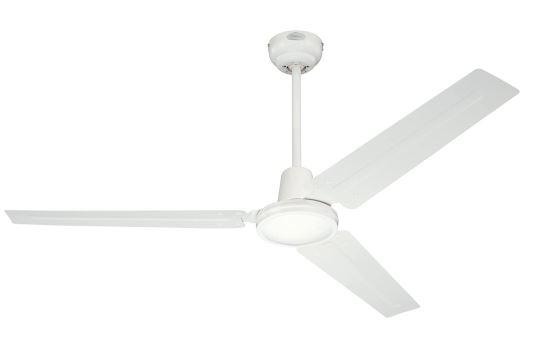 ventilador techo industrial barato color blanco